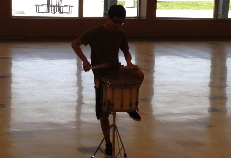 Roman's Snare Solo